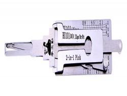 李氏二合一HU101(10) v.3 点火专用 李氏读开二合一图片
