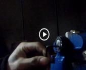 GOSO剪刀快手开启摩托车锁视频演示