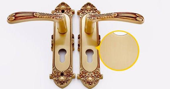 锁纯铜门好吗?纯铜门锁的利与弊