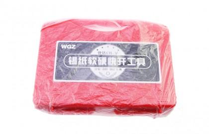 WGZ锡纸软硬快开工具【18支装】