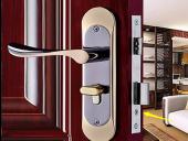 房间门锁怎么拆装,执手房间门门锁拆装方法