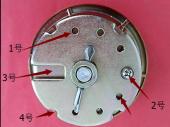 保险柜机械密码盘主动拨片的功能认识?