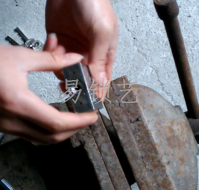 叶片锁强开工具视频演示