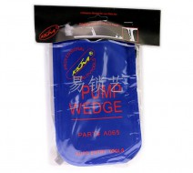 KLOM韩国蓝色帆布版 小号气囊 PUMP WEDGE图片