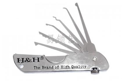 精美工艺折叠刀