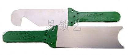 KLOM韩国超薄钢片门缝工具图片