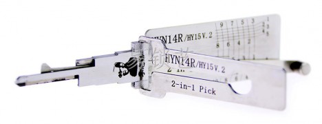 李氏二合一HYN14R HY15 v.2 李氏读开二合一图片