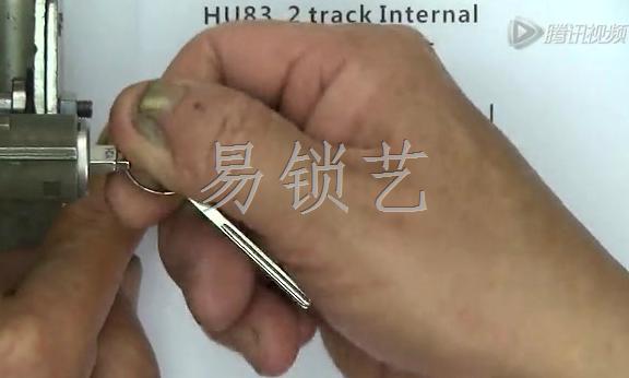 李氏二合一HU83操作视频