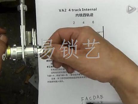 李氏二合一VA2操作视频