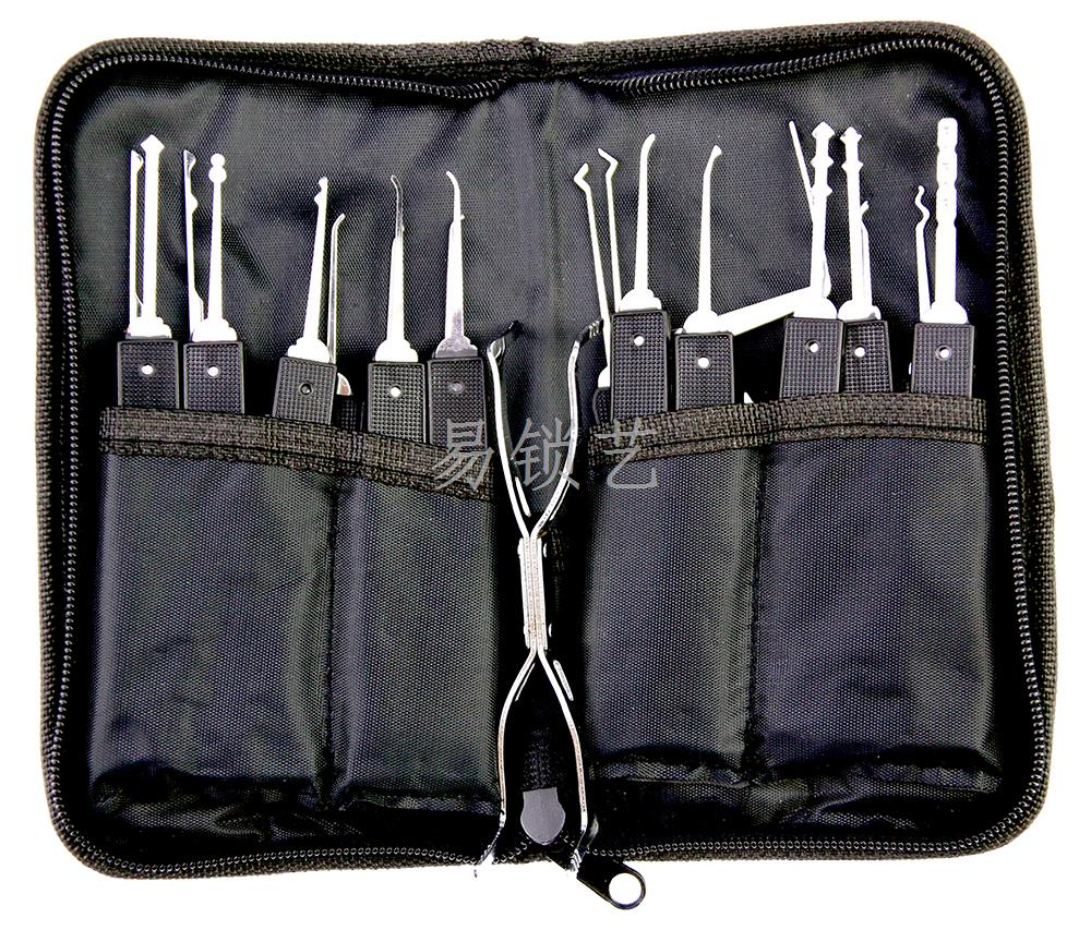 哪些锁匠工具锁匠们使用的最多