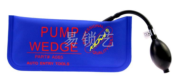 KLOM韩国蓝色帆布版全套气囊 PUMP WEDGE