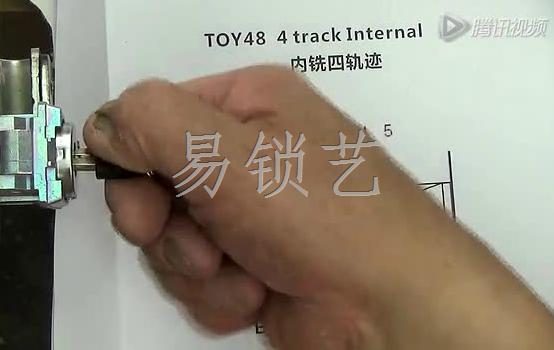 李氏二合一2TOY48操作视频
