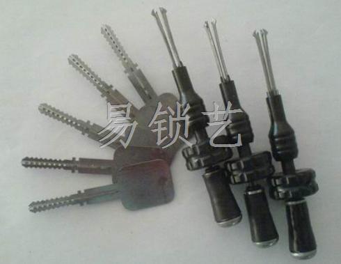 自学锁匠技术,入门锁匠必备基础功